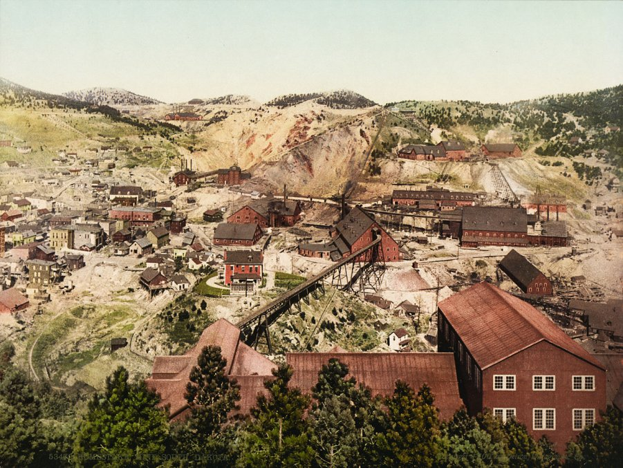 South Dakota Mining History