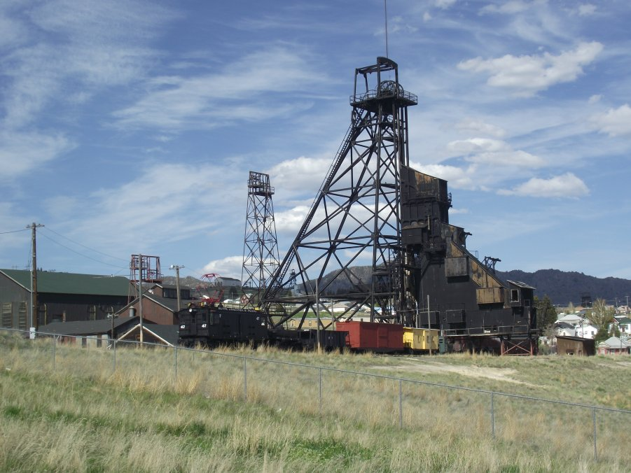 Mine Tour Butte