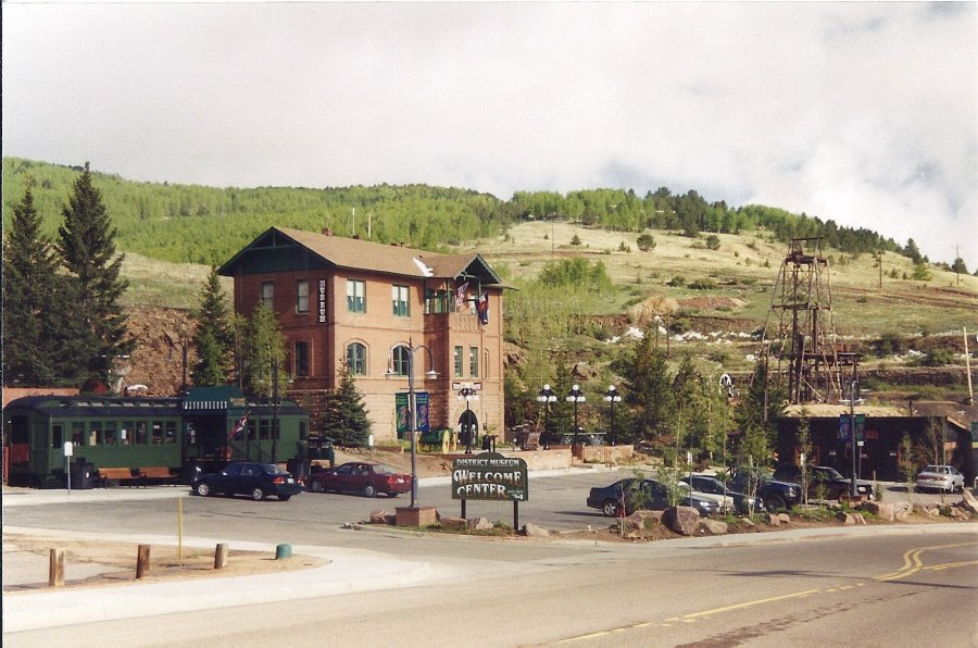 Cripple Creek & Victor Colorado Mining History