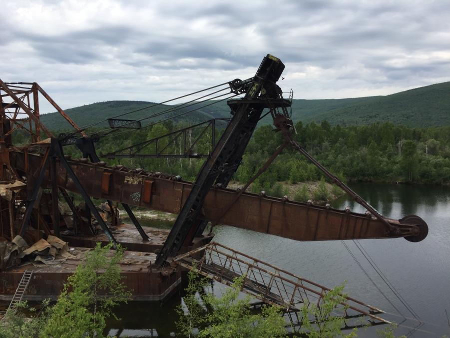 Alaska Mining Tour
