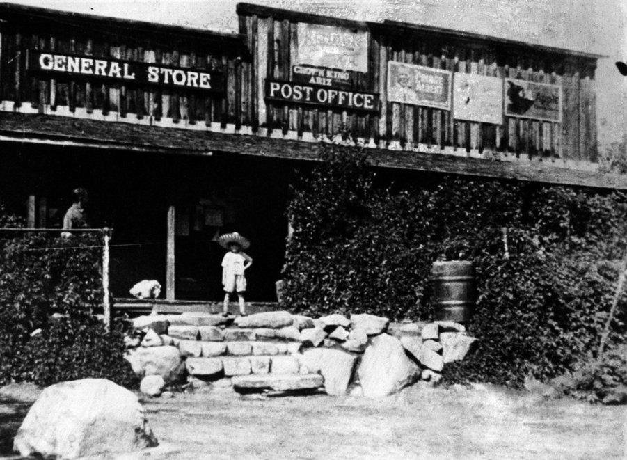 Crown King Arizona Mining History