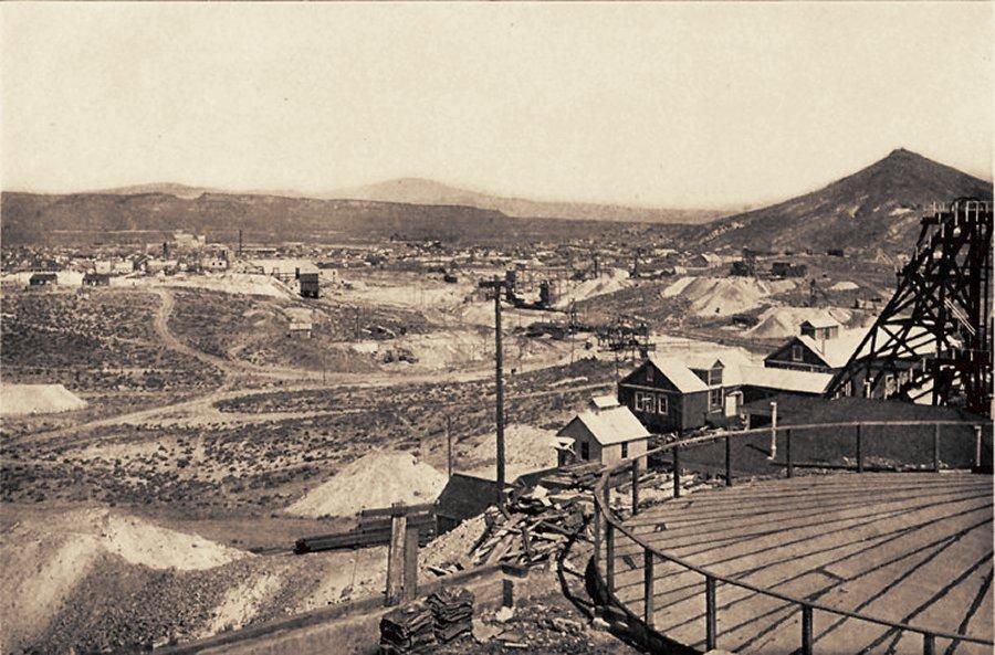 nevada mining history